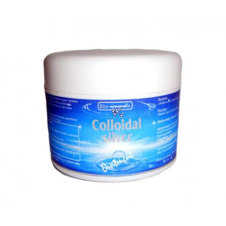 Masť s koloidným striebrom / Colloidal silver - ointment