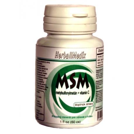 MSM (metylsulfonylmetán)